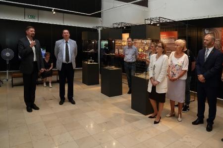 Muzeum Archeologiczne w Krakowie - Otwarcie wystawy_12