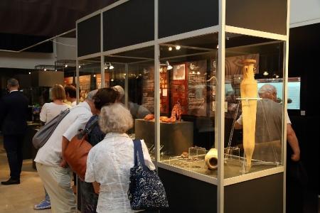 Muzeum Archeologiczne w Krakowie - Otwarcie wystawy_1