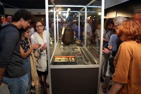 Muzeum Archeologiczne w Krakowie - Otwarcie wystawy_3