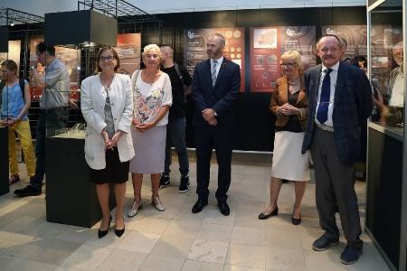Muzeum Archeologiczne w Krakowie - Otwarcie wystawy_7