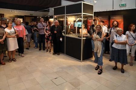 Muzeum Archeologiczne w Krakowie - Otwarcie wystawy_9