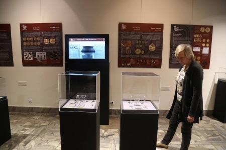 Wystawa w Muzeum Archeologicznym w Poznaniu_9