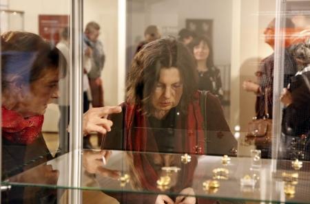 Muzeum Zamojskie w Zamościu - Otwarcie wystawy_11