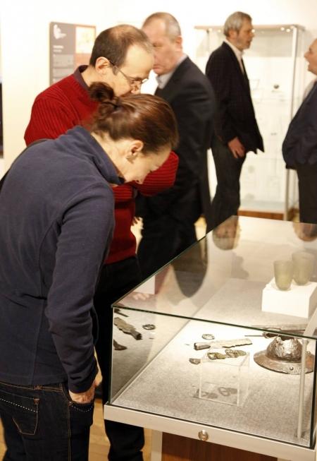 Muzeum Zamojskie w Zamościu - Otwarcie wystawy_4