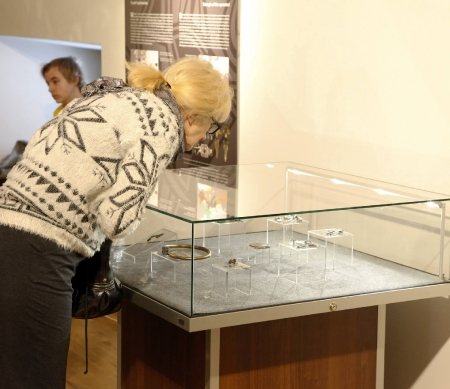 Muzeum Zamojskie w Zamościu - Otwarcie wystawy_5